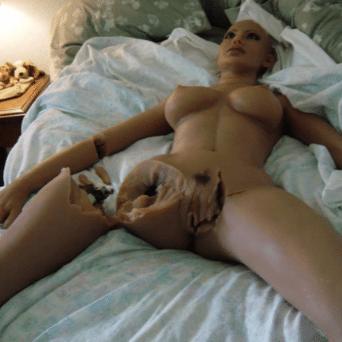 broken sex doll - how to repair